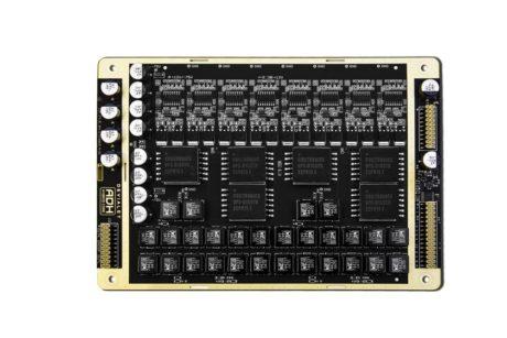 Den ene side af ADH-modulet … (Foto: Producent)