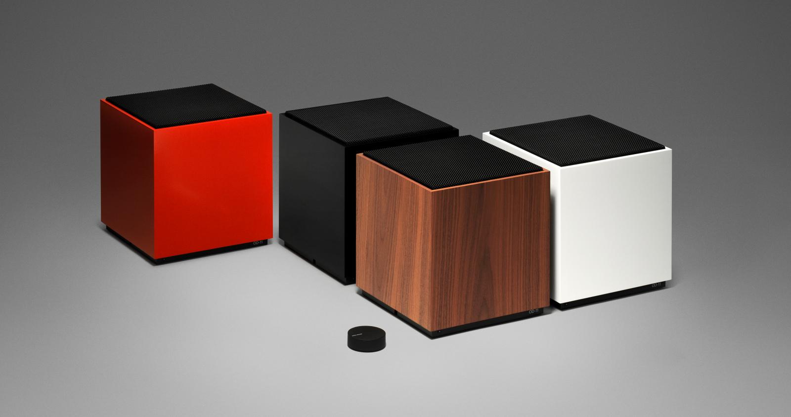 Nu kan du få en OD-11 der passer i farven, uanset hvilken retro-indretning, du har. Foto: Teenage Engineering