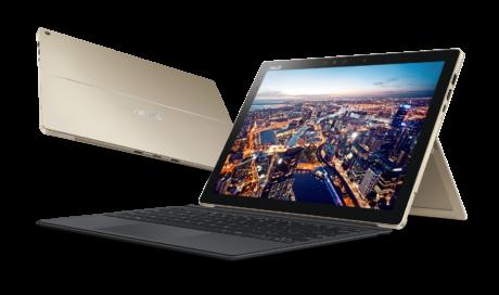 Microsoft Surface Pro 4 ... nej vent, ASUS Transformer 3 Pro er det jo. Man bliver ledt forvirret ... Foto: ASUS