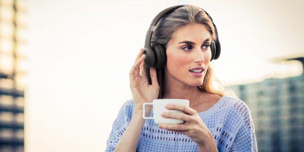9 trådløse hovedtelefoner