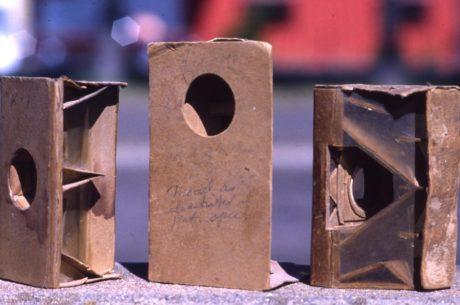 For at finde den mest kompakte foldning af hornet byggede Klipsch papmodeller. (Foto: Producent)