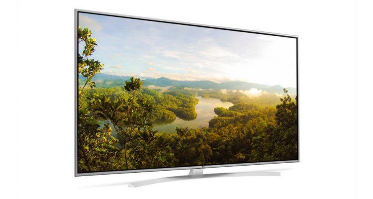 Seks mellemklasse-tv'er med 4K og HDR