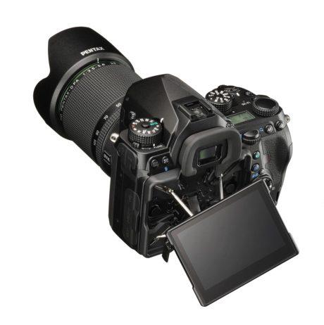 Unik skærm, der kan roteres, vrides og vippes i alle retninger. (Foto: Producent)