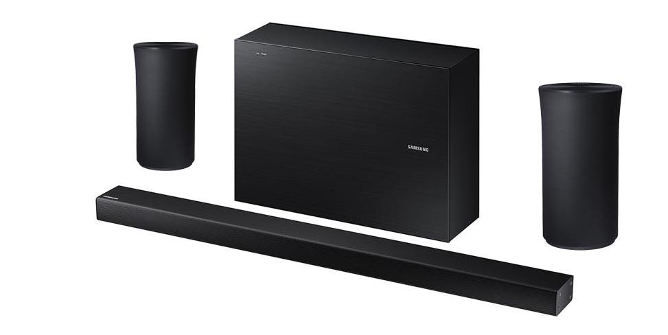 Samsung HW-K660/K661 + 2 x R1