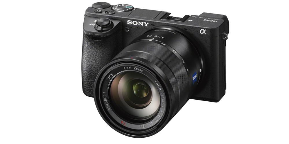 Superhurtigt Sony-kamera - Lyd & Billede