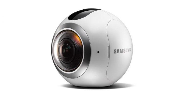 Fire 360-kameraer