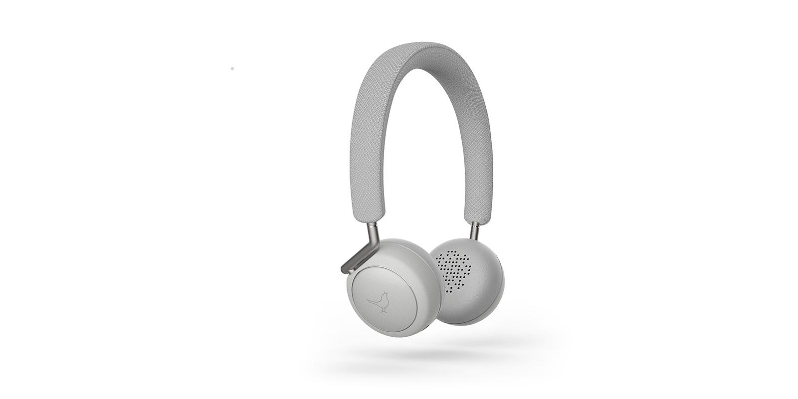 Libratones første hovedtelefon er i stilrent design, der ikke burde kunne afskrække nogen som helst visuelt. Foto: Libratone