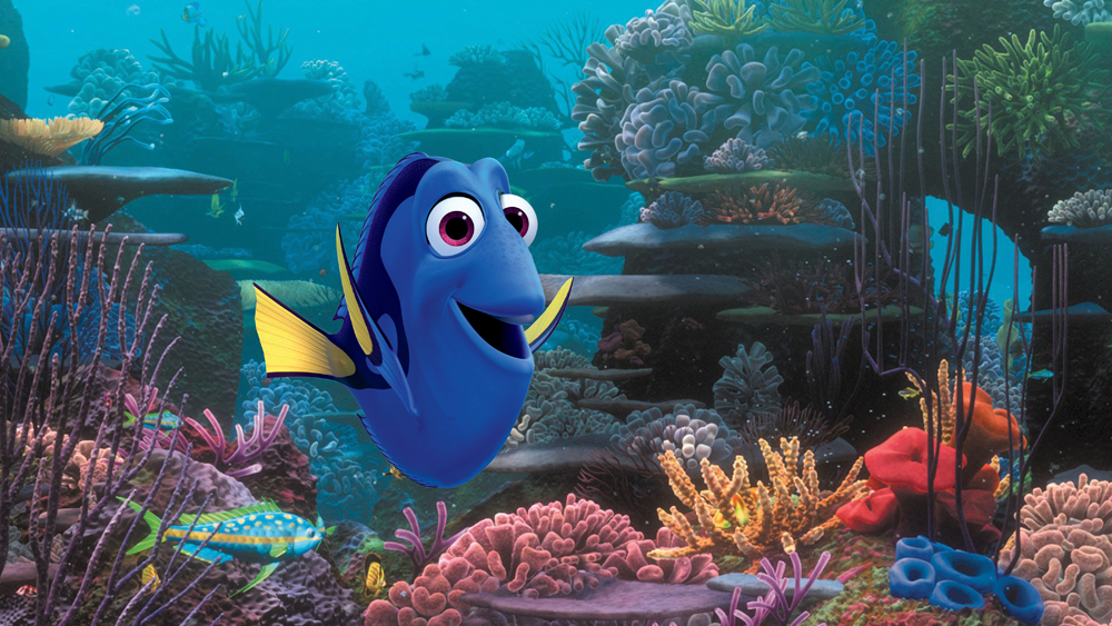 Find Dory 3D