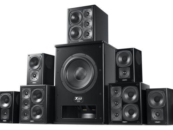 M&K Sound S-150 THX, 7.1