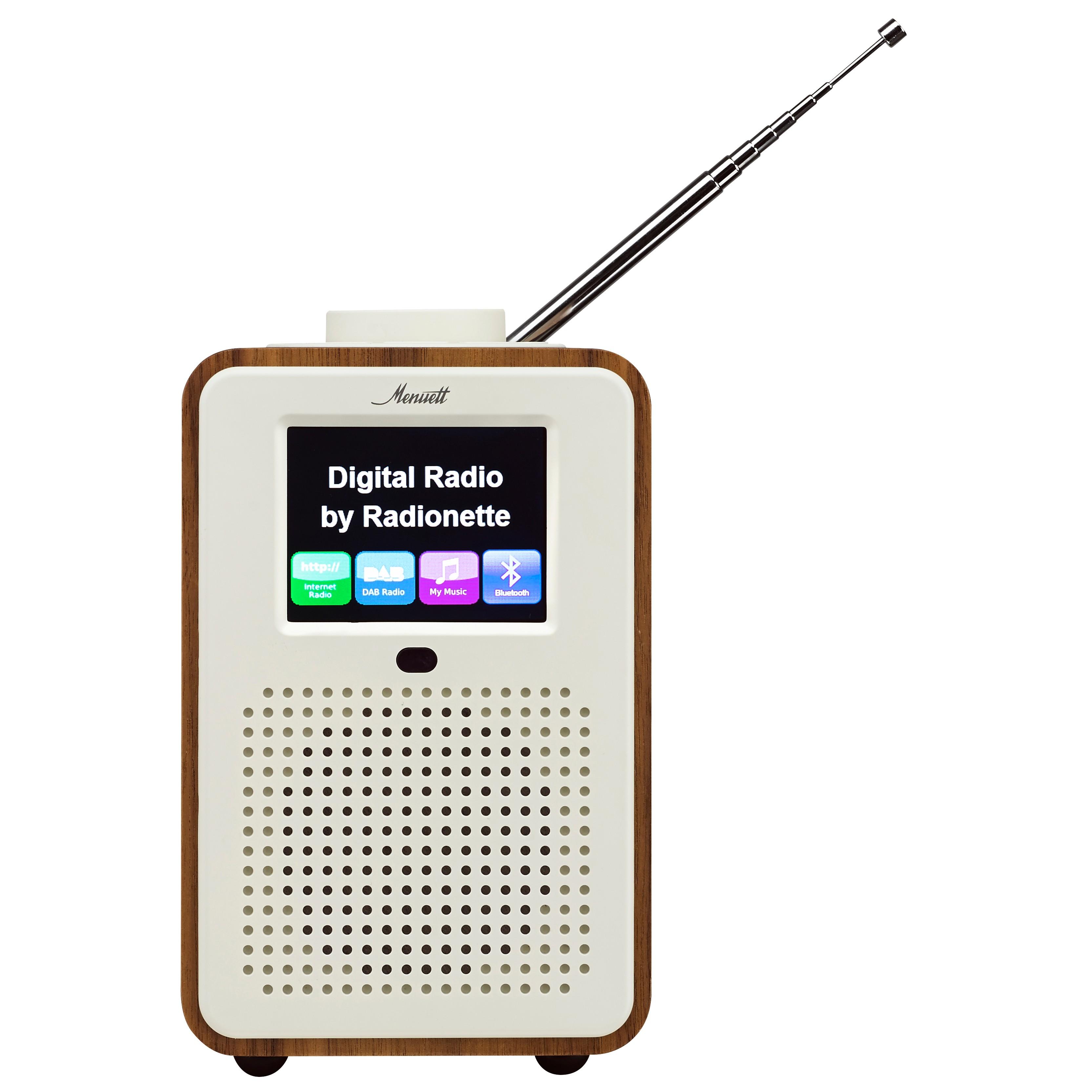 Radionette Menuett radio