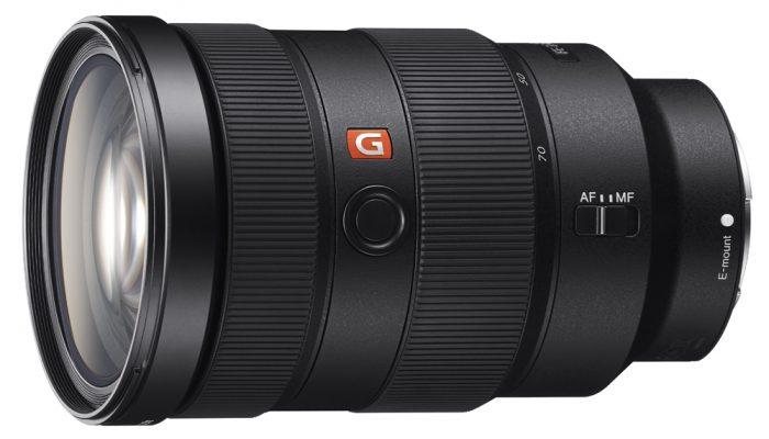 Sony FE 24-70 mm f/2.8 GM