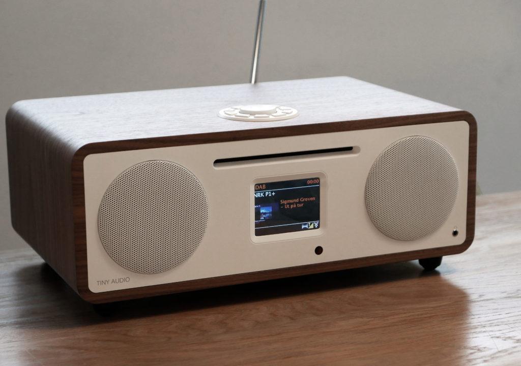 Nye TEST: Tiny Audio Stereo Wide mikroanlæg - Lille anlæg med stor lyd WT-44