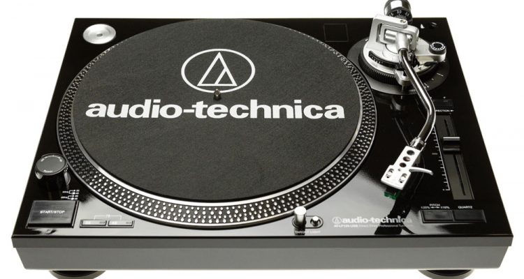 Audio-Technica AT-LP120 og Pioneer PL-30-K