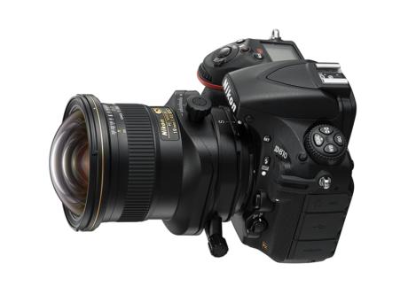 Nikon PC Nikkor 19 mm f/4E ED