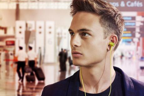 7 støjreducerende hørepropper