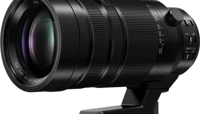 Panasonic Leica DG Vario-Elmar 100-400 mm f/4.0-6.3 ASPH Power OIS