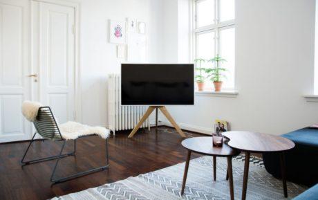 Det danske tv-staffeli – Opstalt OP1
