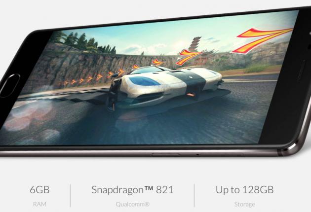 Særligt når det gælder 3D som eks. i spil er OnePlus 3T lynende hurtig