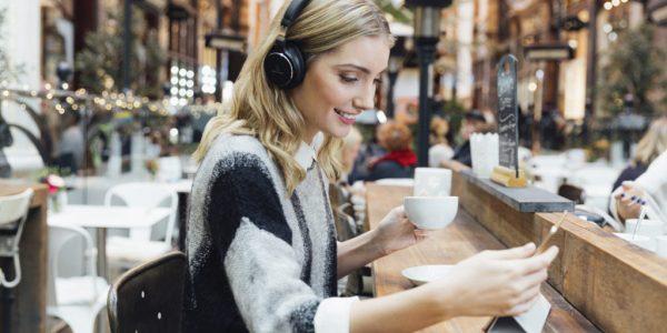 10 trådløse hovedtelefoner