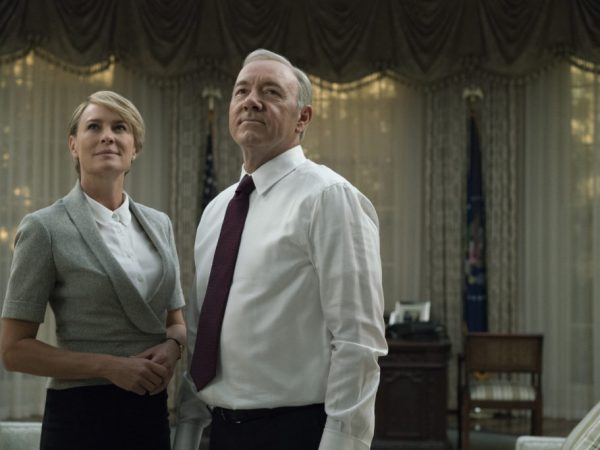 House of Cards, 5. sæson