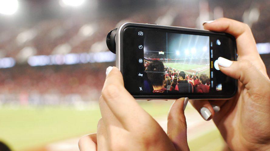Clip-on mobilobjektiver