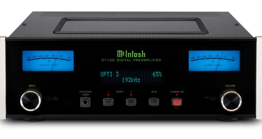 McIntosh D1100