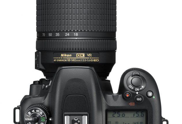 Letfattelig ergonomi er noget, Nikon er blandt de allerbedste til.