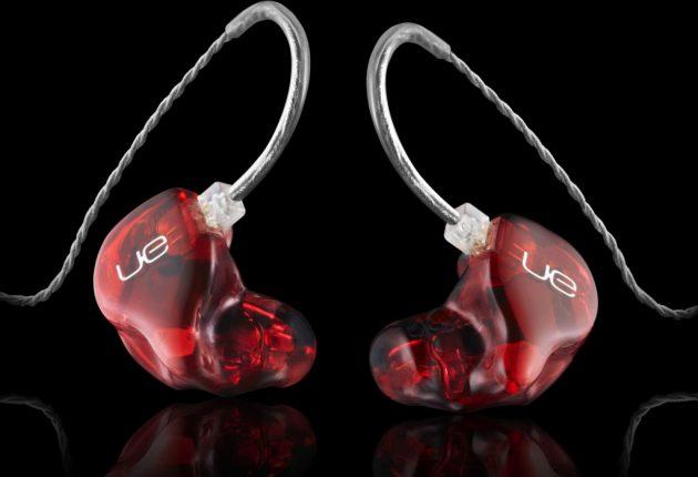 Selv ikke Ultimate Ears' topmodel, de specialstøbte UE-18 Pro, kan måle sig med Xelentos detaljeniveau. Foto: Ultimate Ears