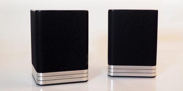 Electrocompaniet EC Living Tana SL-1 og Tana L-1