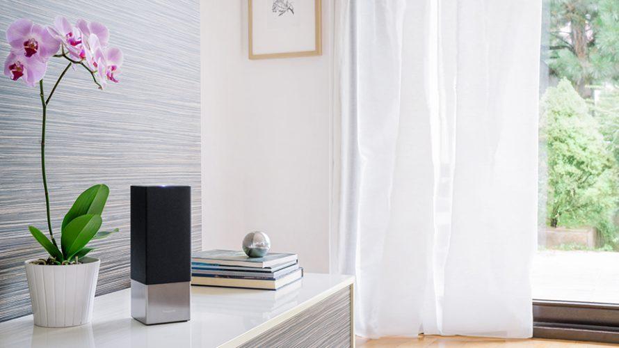 Højttaleren lader dig styre hjemmet med stemmen