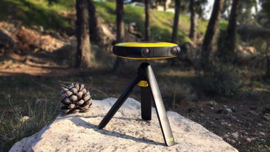 Vuze 3D VR 360
