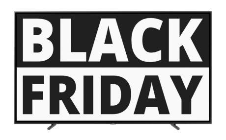 Disse tv'er skal du holde øje med på Black Friday