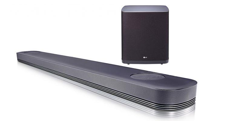 3 soundbars med Dolby Atmos