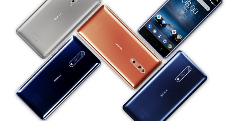 6 mobiltelefoner