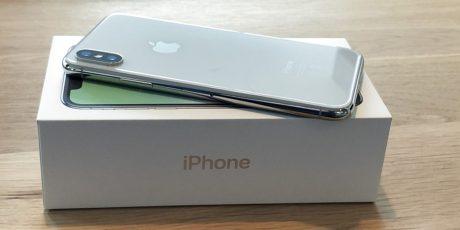 Første kig på iPhone X