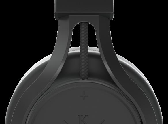 Man kan også få Kygo A9 i mere traditionel sort – eller andre farver, hvis man vil. (Foto: Kygo Life)