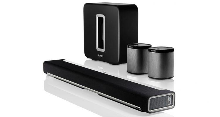 4 soundbars med trådløse baghøjttalere