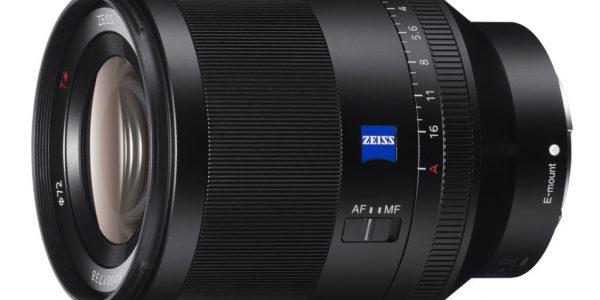 Sony Planar T* FE 50 mm F1.4 ZA