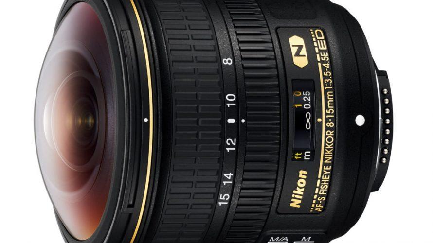 Nikon AF-S 8-15 mm f/3.5-4.5E ED