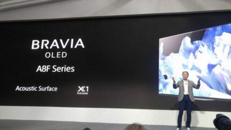 Bravia AF8 – nyt Sony-OLED