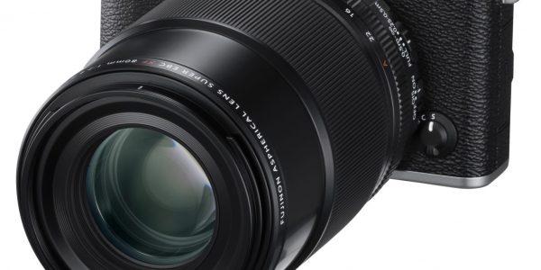 Fujifilm XF 80 mm F2.8 R LM OIS WR Macro