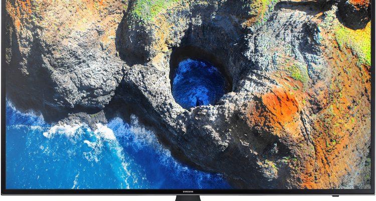 """Seks 75"""" 4K storskærms-tv'er med HDR"""