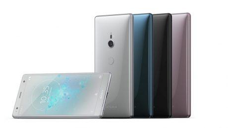 Sony viser redesignet Xperia XZ2