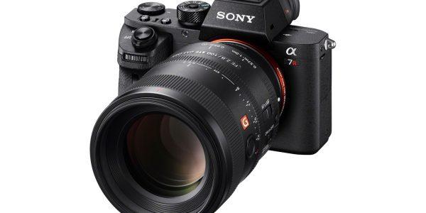 Sony FE 100 mm F2.8 STF GM OSS