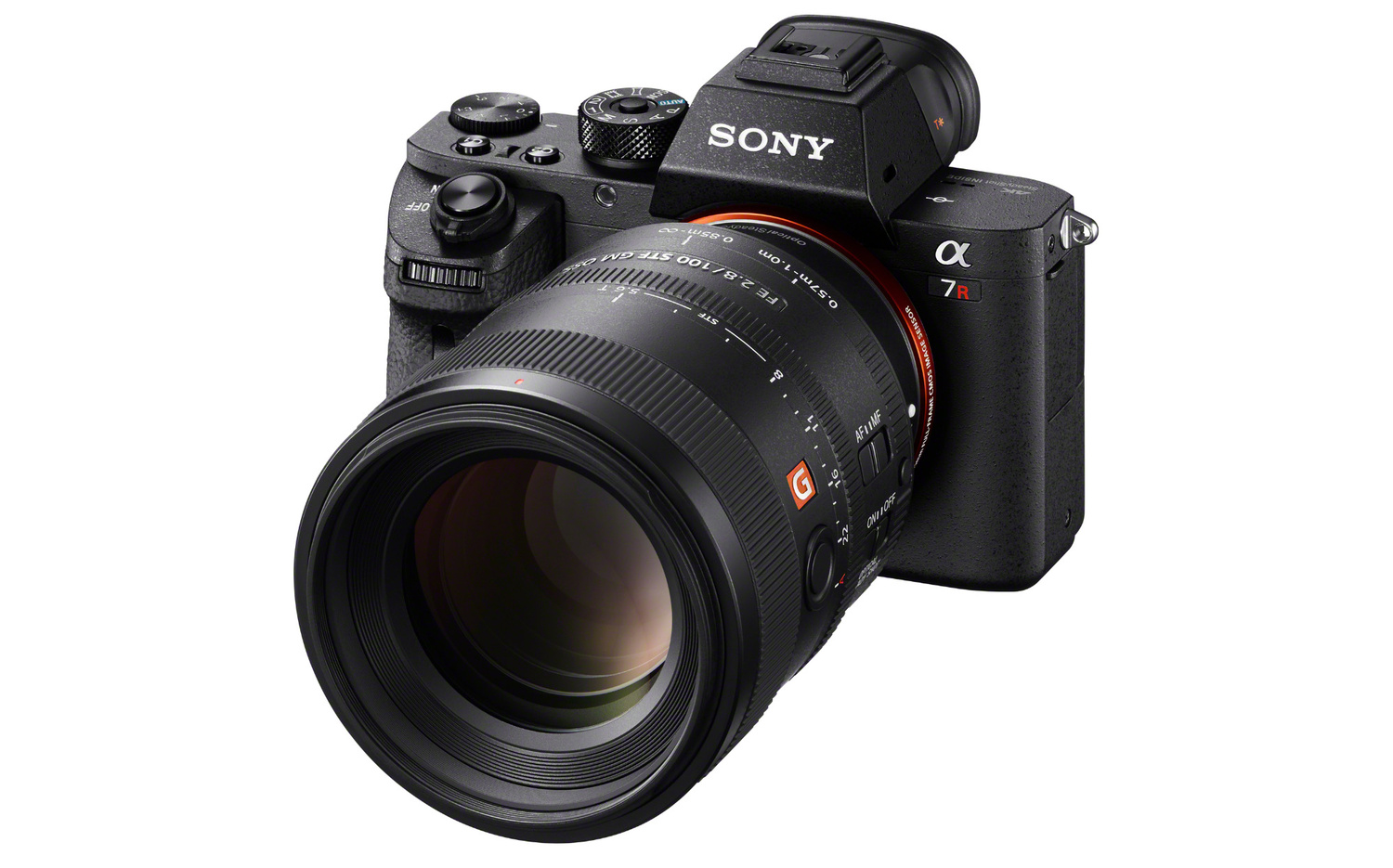Sony FE 100 mm F2.8 STF GM OSS