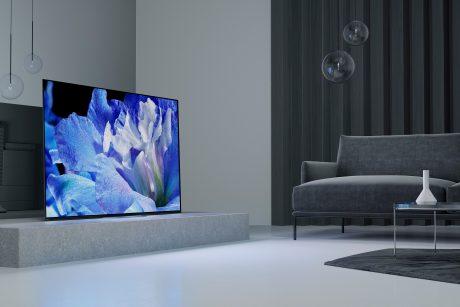 Sony TV 2018