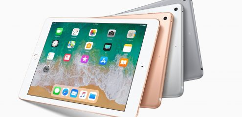 "iPad 9.7"" 2018 (6. generation)"