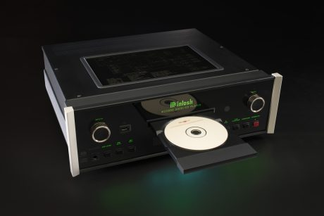 McIntosh MCD600 – CD-afspiller for viderekomne