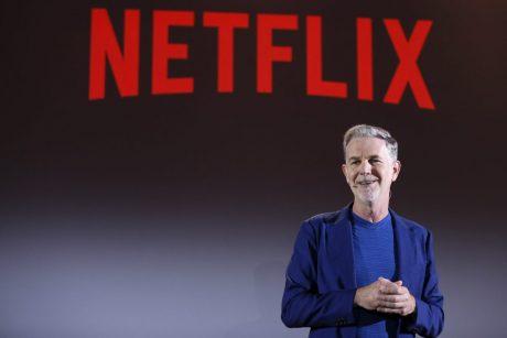 Netflix: See What's Next 2018