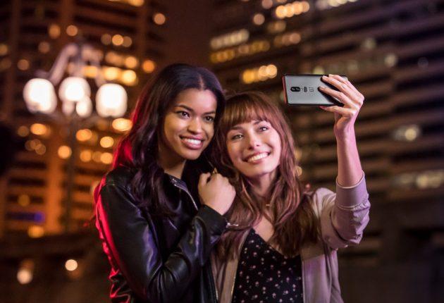 OnePlus 6 med forbedret kamera